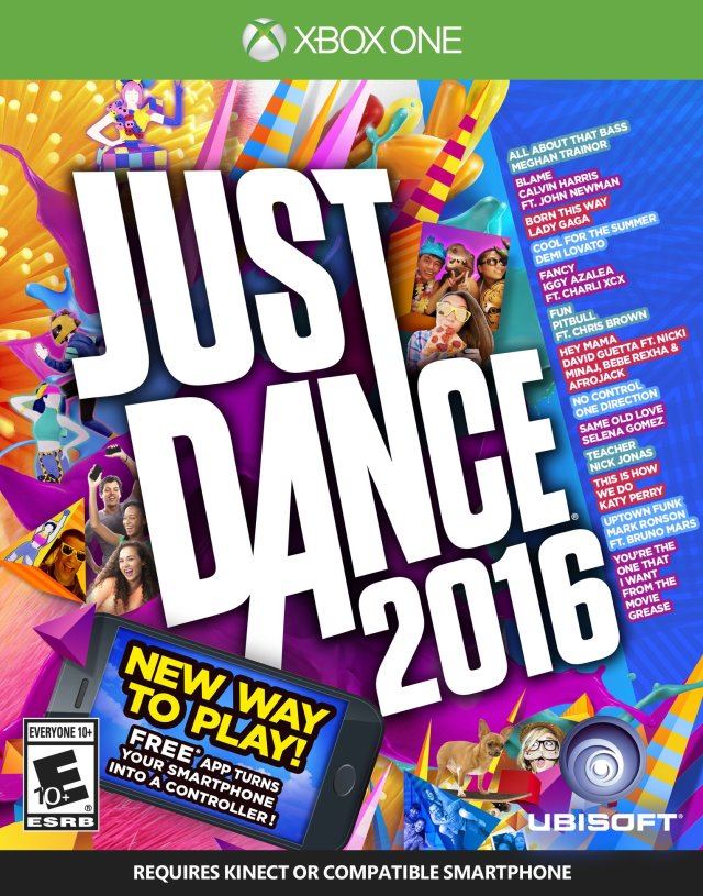 Just Dance 2016 (n) (XBox One)