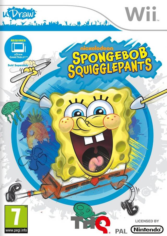 SpongeBob Squigglepants (Wii)