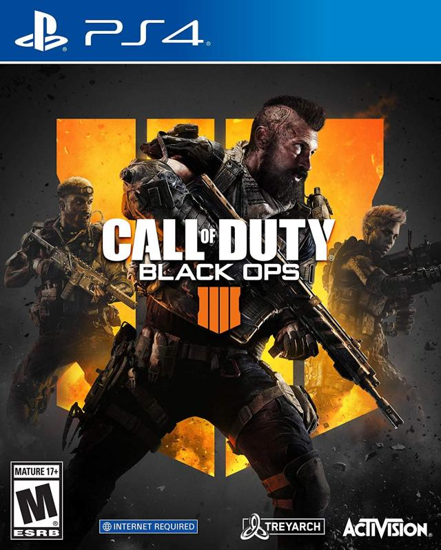Call of Duty: Black Ops 4 (n) (PS4)