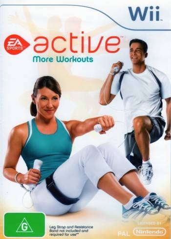 EA Sports Active More Workouts (Wii)