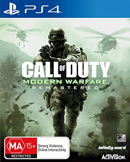Call Of Duty: Modern Warfare Remastered (n) (PS4)