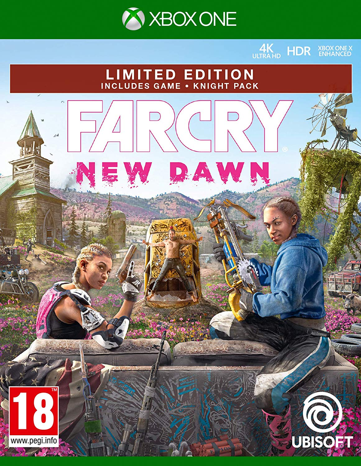 Far Cry New Dawn Limited Edition (n) (XBox One)