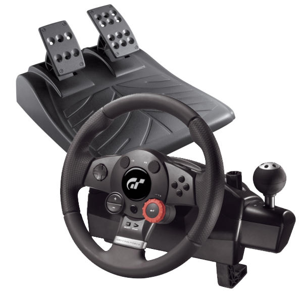 Logitech Driving Force GT PS3/PS2/PC