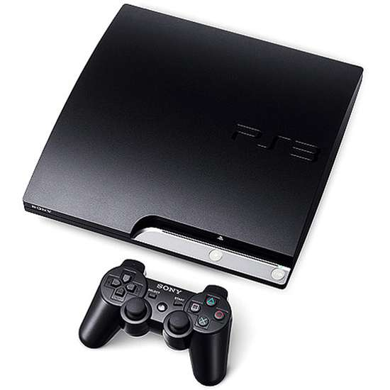 PlayStation3 Slim 120GB CFW