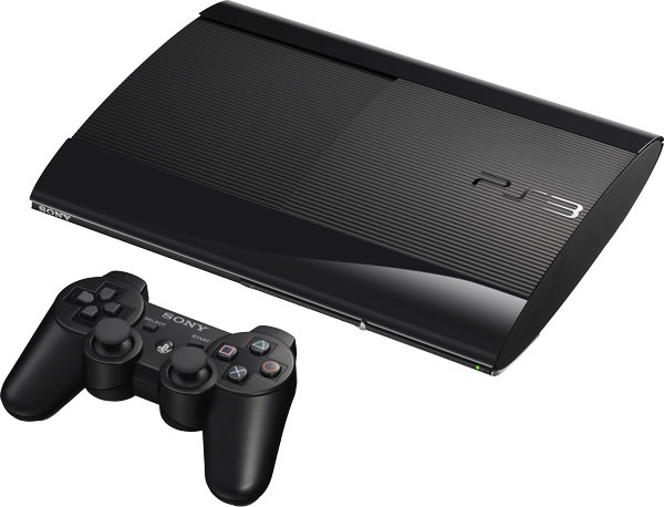 PlayStation3 SuperSlim 12GB