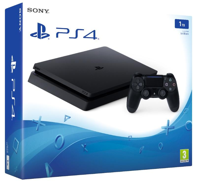 PlayStation 4 Slim 1TB (n)