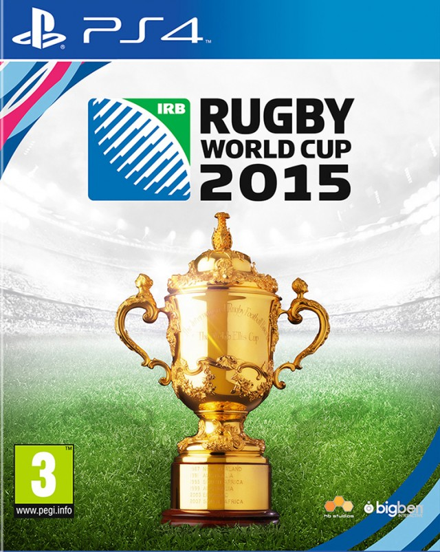 Rugby World Cup 2015 (n) (PS4)