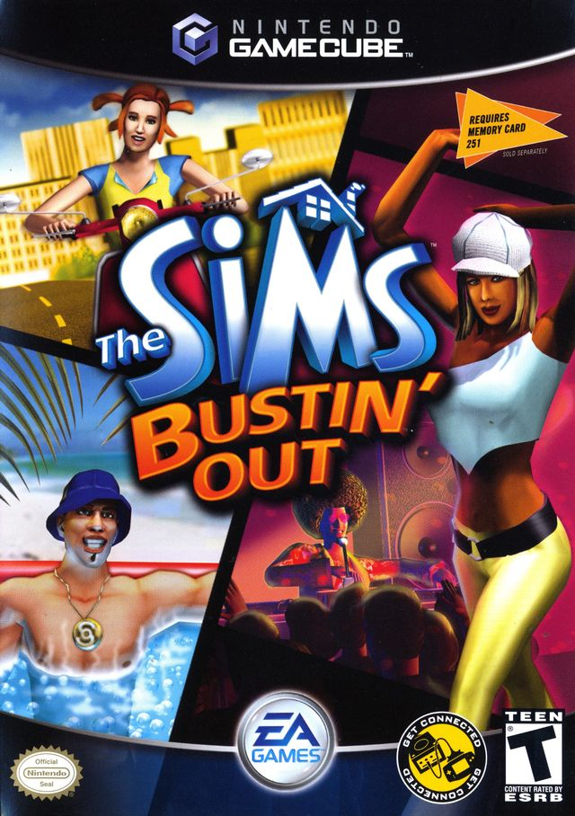 The Sims Bustin' Out (GameCube/Wii)