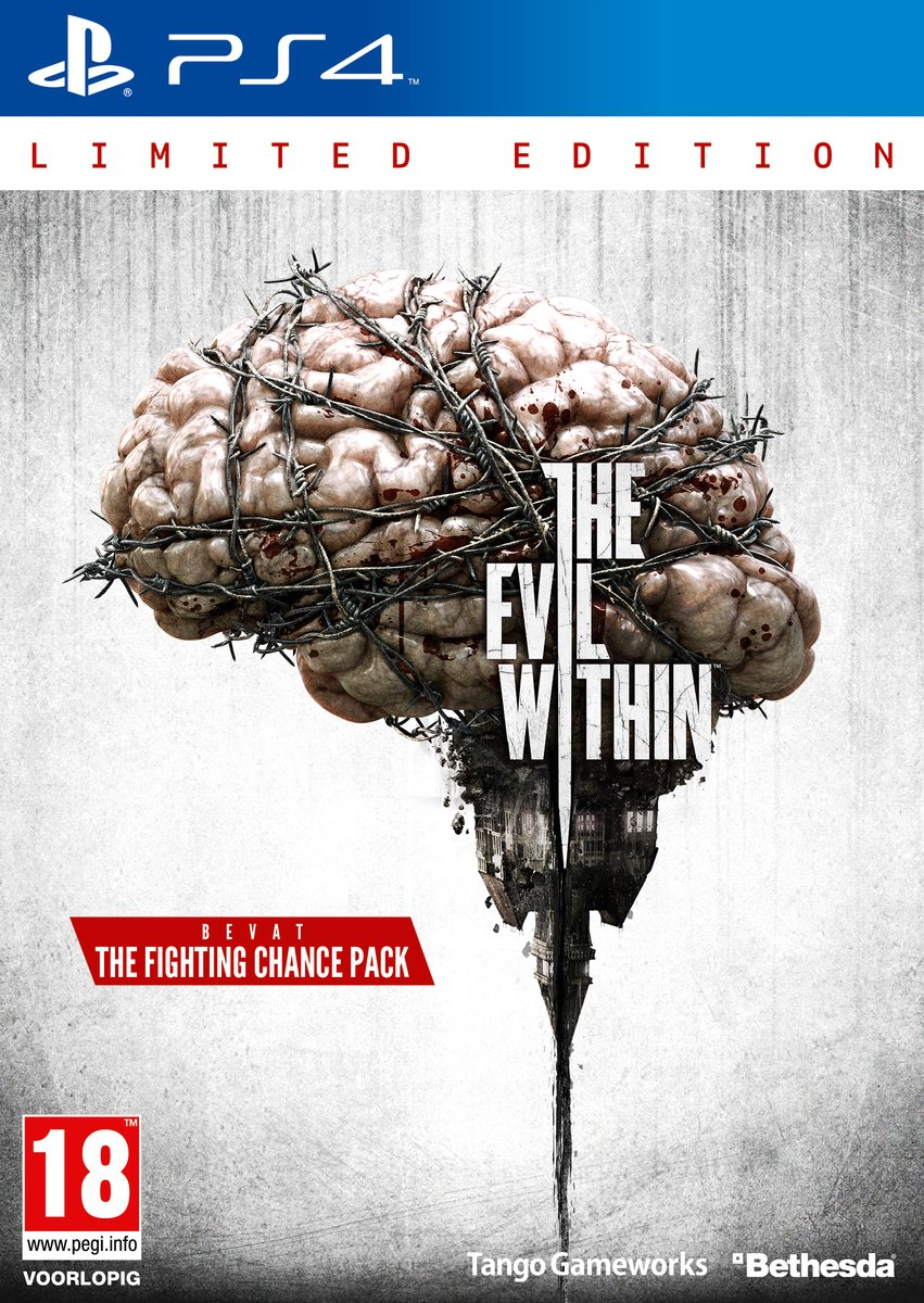 The Evil Within Limited Edition (n) (PS4)