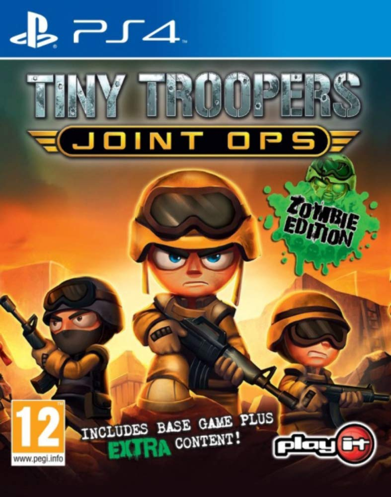 Tiny Troopers: Joint Ops (n) (PS4)