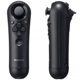 PlayStation Move Navigation pultelis